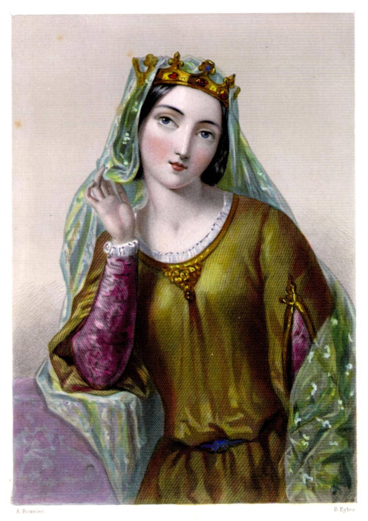 Isabella of Angoulême (1188?-1246)  Also known as: Isabelle of Angoulême, Queen consort to: John of England (1166-1216, ruled 1199-1216)   Married: August 24, 1200 (John had his previous marriage to Isabel, Countess of Gloucester, annulled; they were married from 1189-1199).    Children: Henry III of England; Richard, Earl of Cornwall; Joan, Queen of Scots; Isabella, Holy Roman Empress; Eleanor, Countess of Pembroke.