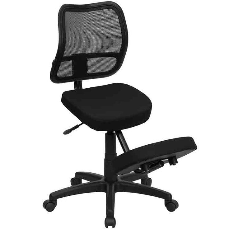 Stay comfortable at your desk even after a long day of work with help from the innovative Ergonomic Computer Chair.