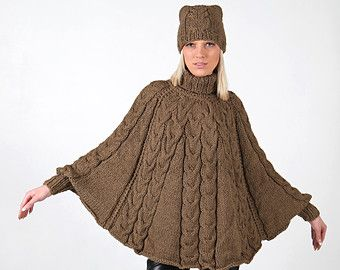 Instant Download PDF pattern. Hand knitted one от IlzeOfNorway