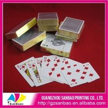 Playing Cards, Playing Cards direct from Guangzhou Sanbao Printing Co., Ltd. in China (Mainland)