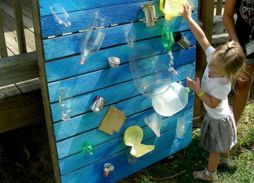 водные детские игры на даче