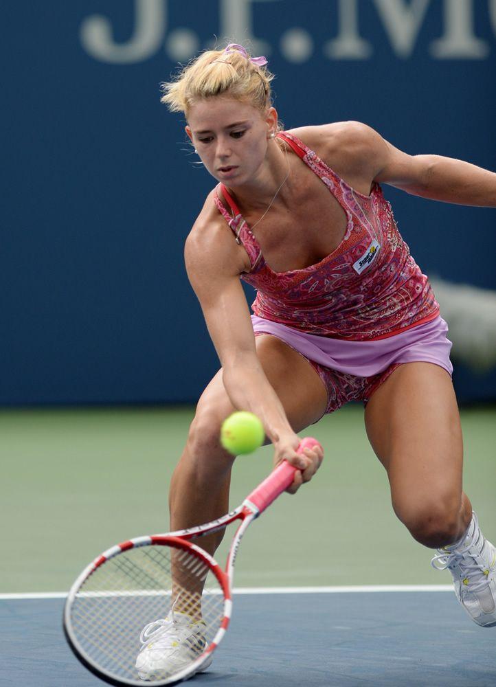 Camila Giorgi, Tennis Player