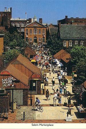 Salem Marketplace, Salem, Massachusetts