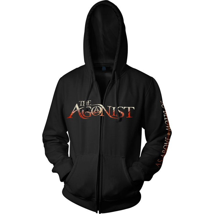 The Agonist - As Above Hoodie - Band-Brand - 1