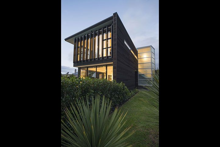 Mt Eden House