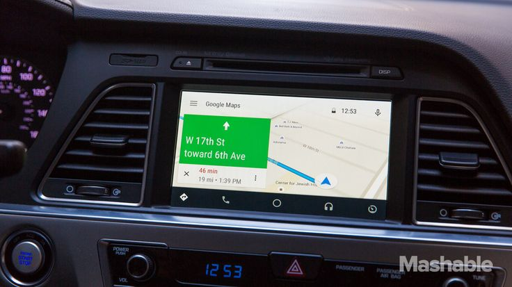 Android Auto starts shipping in real cars.