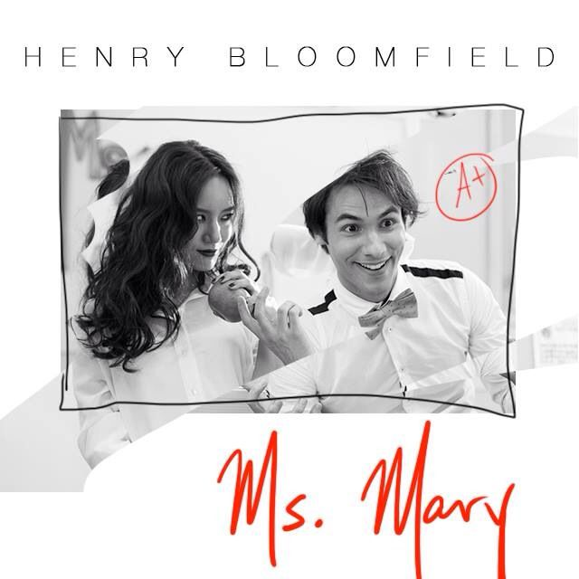 Henry Bloomfield - Ms. Mary single   http://youtu.be/ztxegXZ_VSA http://youtu.be/IVi5fVNoS5g