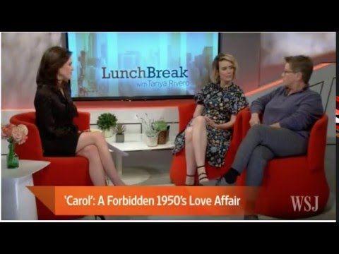 Sarah Paulson & Phyllis Nagy CAROL Interview