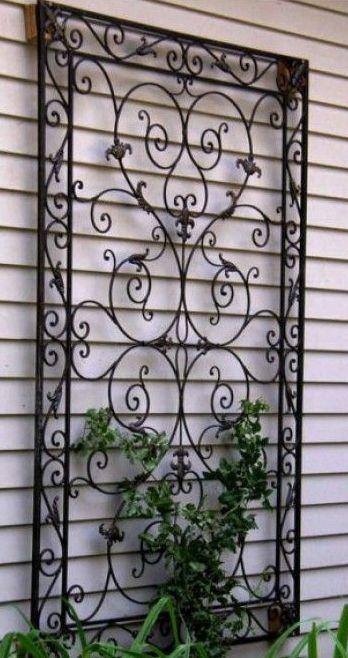 best 25 wrought iron decor ideas on pinterest iron wall decor iron decor and patio wall decor