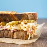 Grilled Pimento Cheese + Fried Pickles