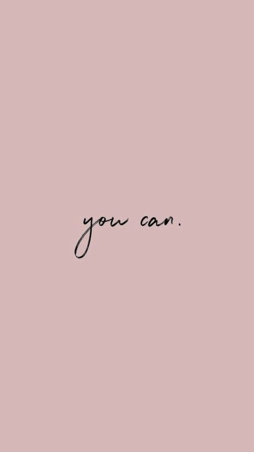 motivation, pink, and wallpapers image  Motivation  Wallpaper quotes, Tumblr wallpaper, Iphone