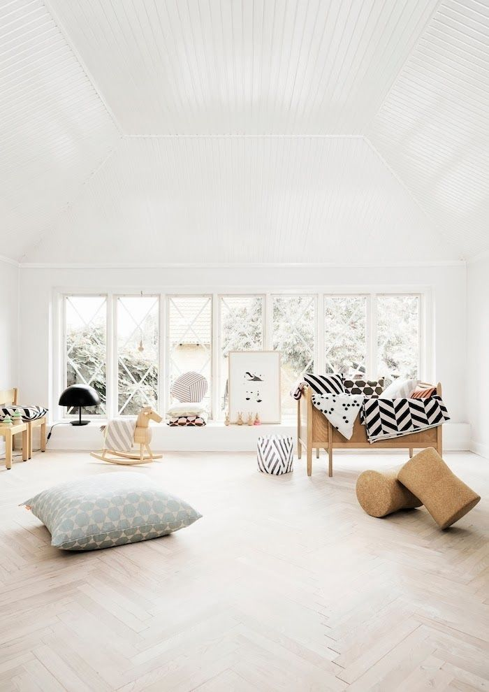 Inmobiliaria Amunarriz Hondarribia via my scandinavian home Very cool inspiration from OYOY
