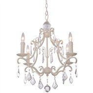 South Shore Decorating: Artcraft Lighting CL1574AW Vintage Traditional Chandelier ART-CL1574-AW