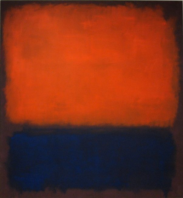 Number 14, 1960 by Mark Rothko