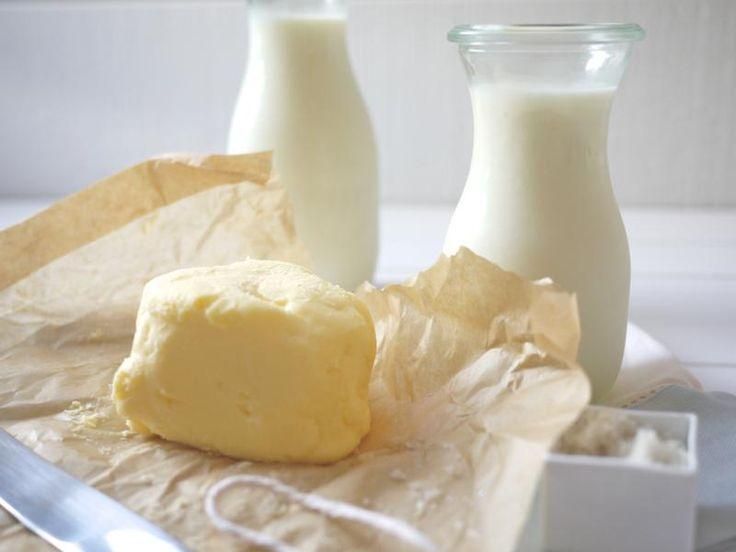 tejtermékek házilag