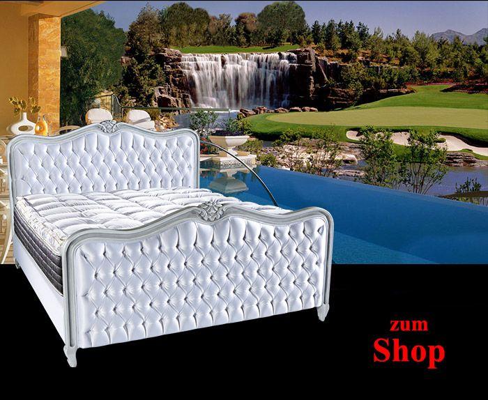 17 best luxus boxspringbetten images on pinterest. Black Bedroom Furniture Sets. Home Design Ideas