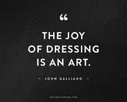 Gorgeous people out there!!! Howdy??? How true isn't? V&S Team feels the same passion about dressing well to being well-dressed. This quote on an individual art is the culture that is lat…