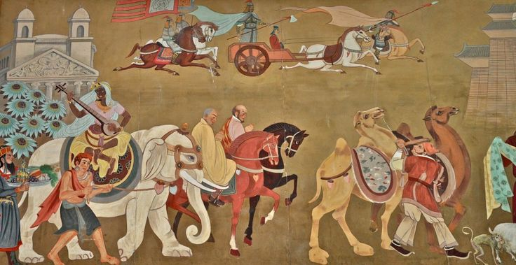 Mongols China and the Silk Road: Xinhua launches campaign to protect Silk Road heritage