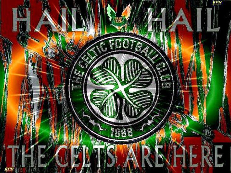 Celtic Football Cake
