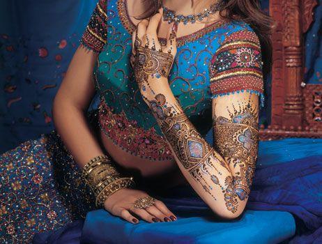 ash kumar henna