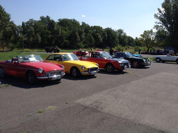 Kilka pięknych aut