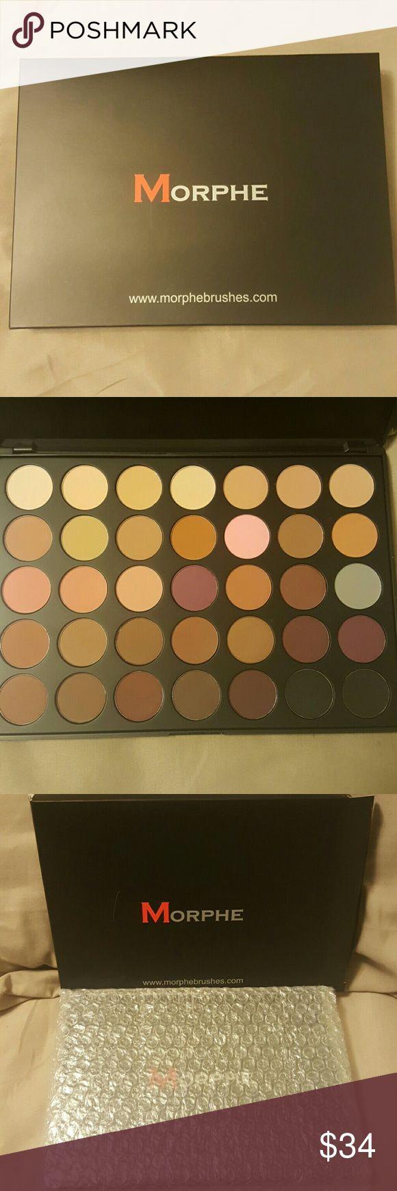 Morphe 35k eyeshadow palette review beauty in bold - Final Sale Morphe 35n Pallete Nwt
