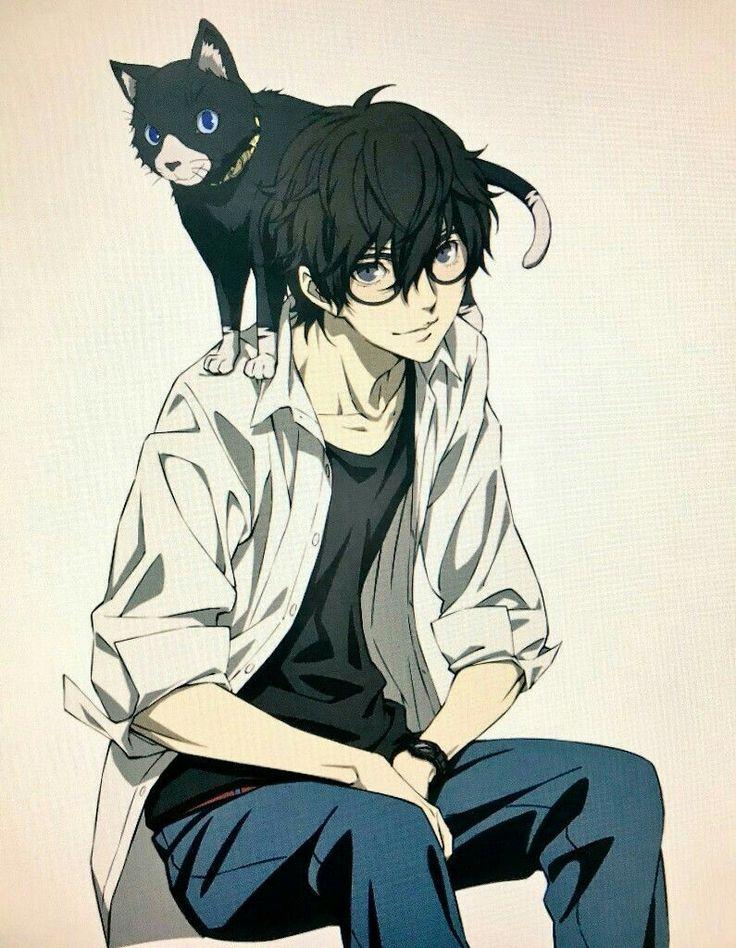 Ren & Mona Karakter animasi, Pasangan animasi, Anime