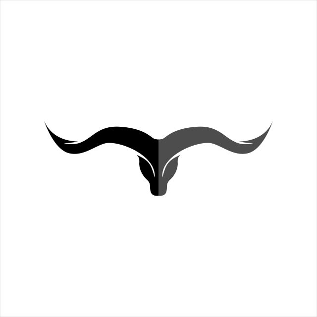 Bulls Head Logo Design Logo Icons Head Icons Logo Png And Vector With Transparent Background For Free Download Beard Logo Design Logo Design Creative Logo Design Art