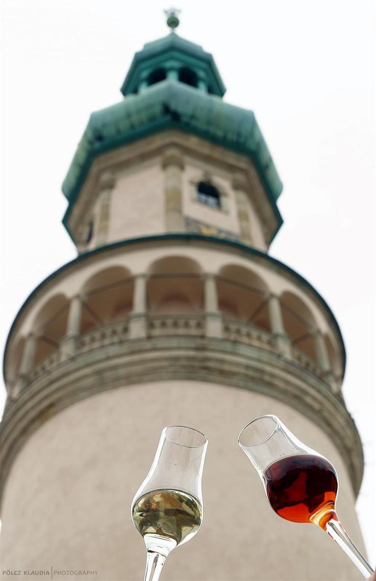 SOPRON, tűztorony. Fotó: Pölcz Klaudia http://www.facebook.com/photo.php?fbid=438107276280617=a.204651412959539.48095.204604339630913=1