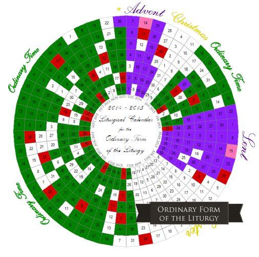Diy Liturgical Calendar : Best liturgical calendar roman catholic images on