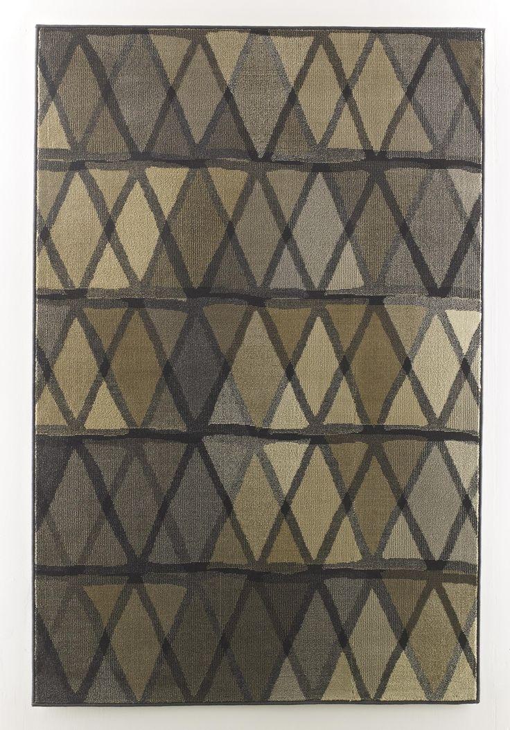 Signature Design By Ashley Transitional Area Rugs Mallbern   Multi Medium  Rug   Colderu0027s Furniture And