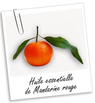 Huile essentielle Mandarine rouge BIO Aroma-Zone