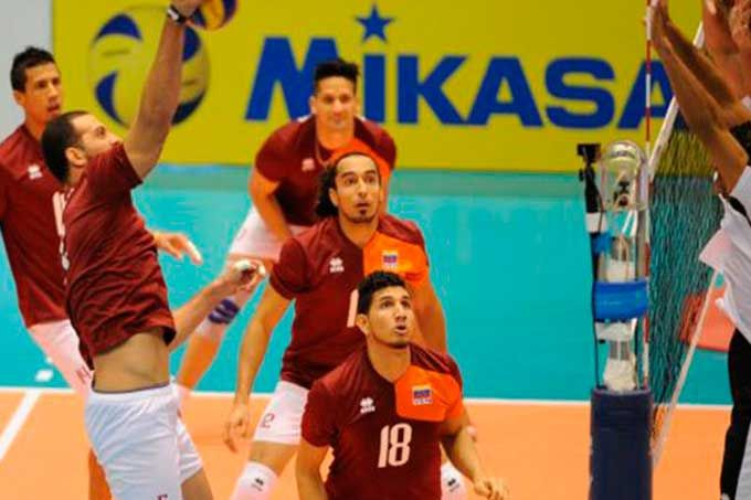 Selección venezolana se despidió de Liga Mundial de Voleibol #Deportes #Ultimas_Noticias