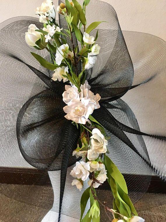 e2f8b3d8e61 Kentucky Derby- Horse Race- Flower garden Fascinator- Tea cup- Ladies  Luncheon hat