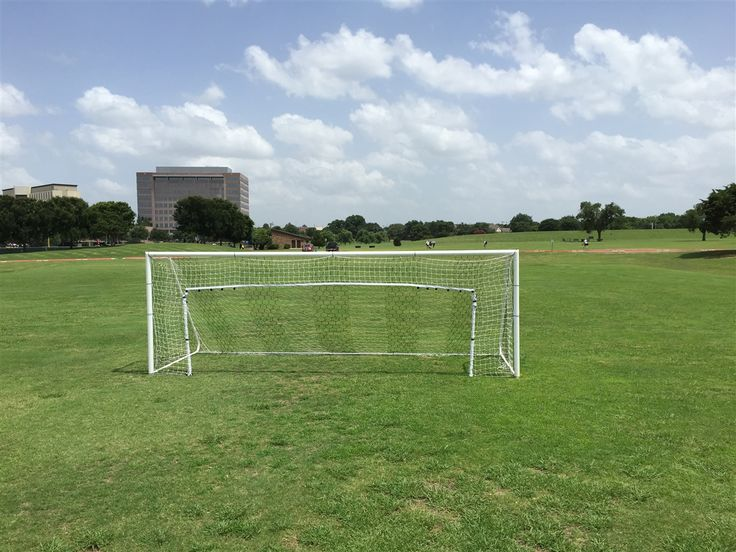 Turn any 8x24 soccer goal into a 6x18 or a 6x12. Easy to attached to any full size soccer goal. Great for parks and training facilities with only full size 8x24 soccer goals.