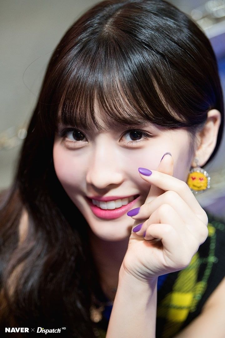 Twice,Momo Yes_or_Yes Music_video_filming NAVER Dispatch