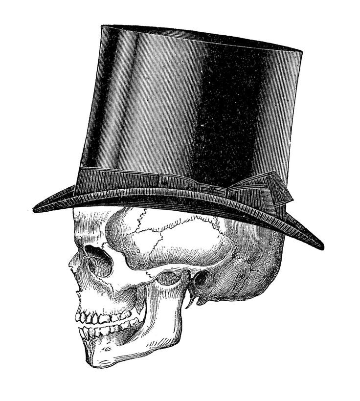Get this haunting skull in his top hat...perfect for the Halloween Season!  Free Digital Image for you over at www.thecottagemarket.com  ENJOY!!!