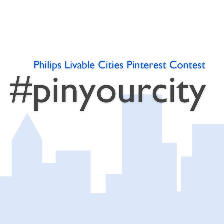 #pinyourcity Nice idea by #Philips!