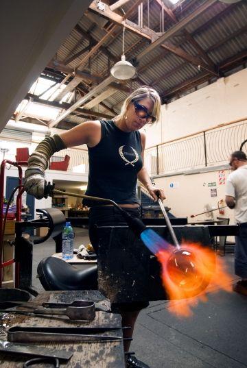 Chronicle Glass Studio, Whanganui