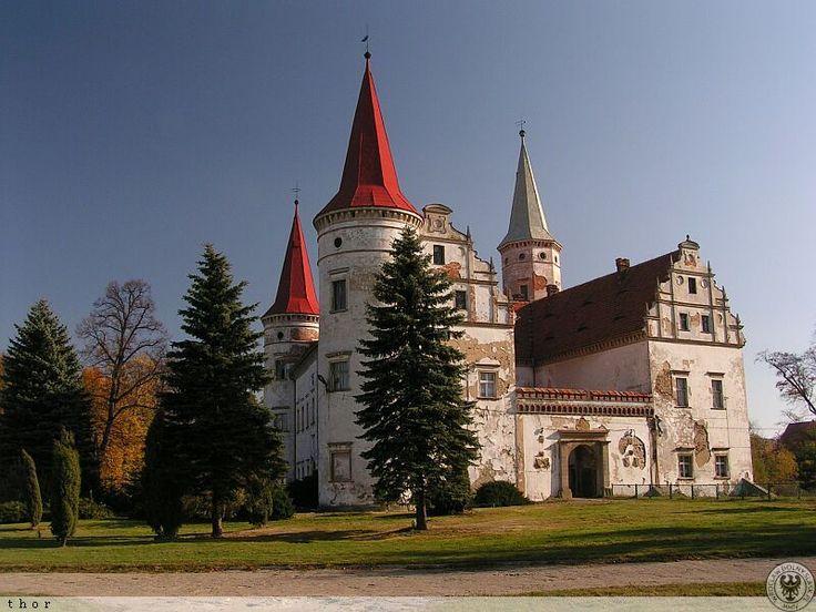 Pałac w Stoszowicach - Polska