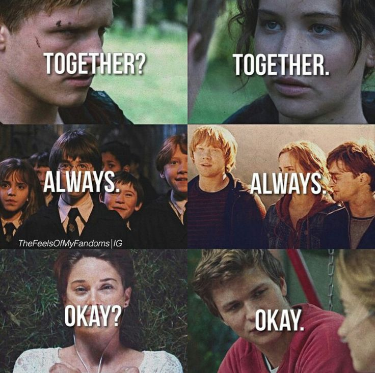 "The Hunger Games: ""Together"" 