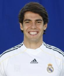 Kaká, Real Madrid.