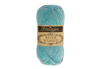 Scheepjes River Washed - Wheaton (950) - 50g - Wool Warehouse - Buy Yarn, Wool, Needles & Other Knitting Supplies Online!