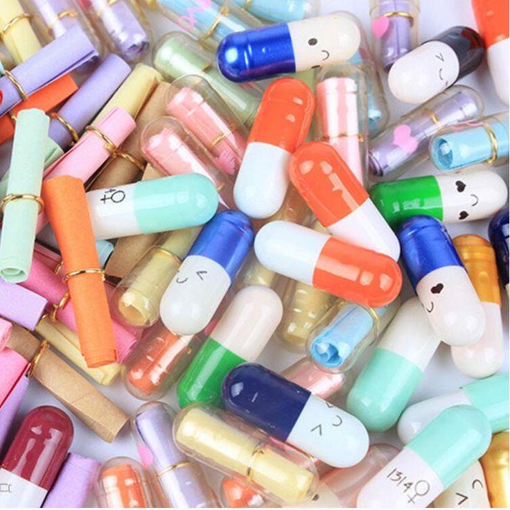 50 pcs/lot Kawaii Mini Amour Message Vide Capsule Enveloppe Lettre Papier pour Enfants Papier à Lettres Nouveauté Coloré Pape Cadeau