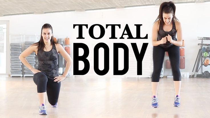 Total body Intenso | 15 minutos