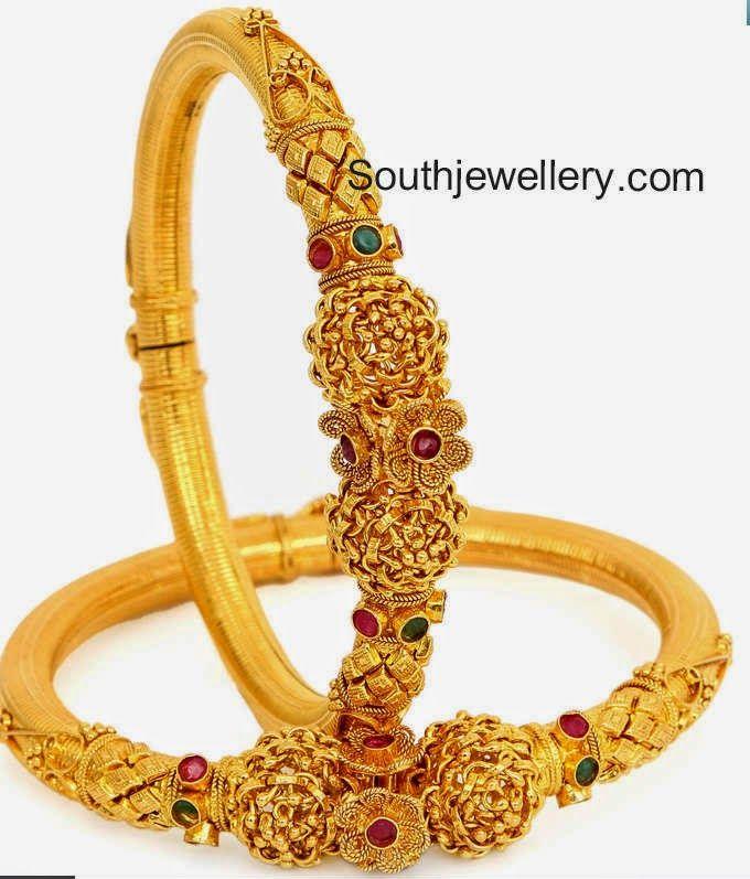 gold kadas