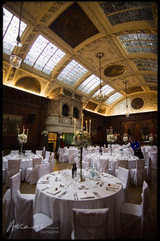 Wedding reception at Thornton Manor. Cheshire #thorntonmanor