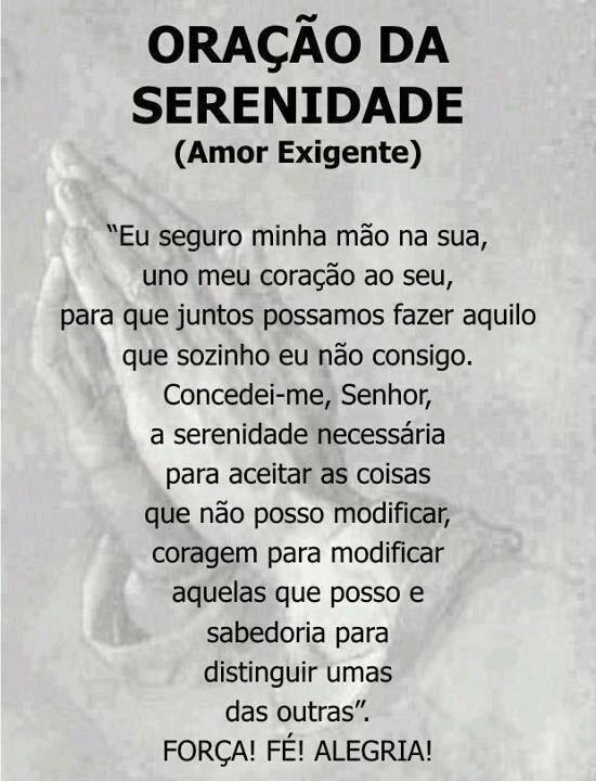 Oração da Serenidade, mulheres do MADA