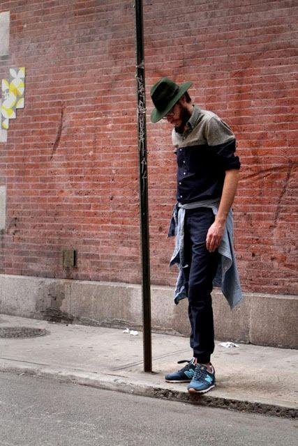【メンズ】:「New Balance(ニューバランス)」コーデ(履きこなし)17スタイル♪