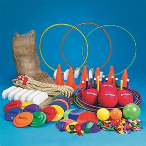 Field Day Fun Easy Pack – G